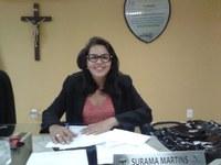 Vereadora Surama Martins (DEM) Diz que alunos estão sendo prejudicados por falta do ônibus para Floriano