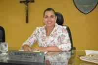 Vereadora Surama Martins (DEM) Indica a realização da avaliação de desempenho do magistério