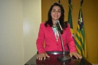 Vereadora Surama Martins - DEM, lamenta rejeição das novas Lei Orgânica e Regimento interno da Câmara