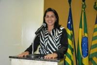 Vereadora Surama Martins (DEM) que saber onde estão os Recursos para a conclusão dos Postos de Saúde principalmente do bairro Cruzeta