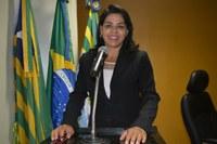 Vereadora Surama Martins - DEM, ressalta compromisso da Prefeita com pontualidade nos pagamentos