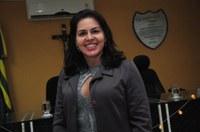 Vereadora Surama Martins (DEM) Se existe alguém com a consciência pesada é a Prefeita Neidinha