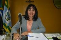 Vereadora Surama Martins Parabeniza Vereadores pela aprovação de Projeto que beneficia agricultores de Guadalupe