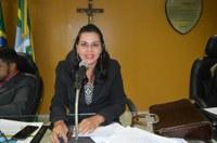 Vereadora Surama Martins pede reativação da Fábrica de Gelo e maior segurança para o Hospital