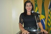 Vereadora Surama Martis - DEM, pede reforma do Parque de Vaquejadas da cidade